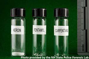 Carfentinil vial