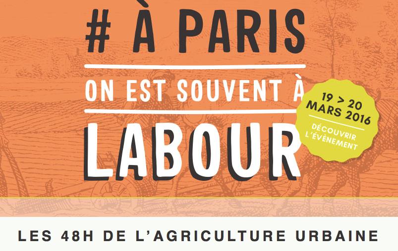 Les 48H de l'agriculture urbaine