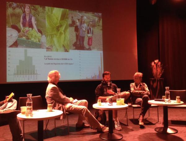 Ateliers d'été de l'agriculture urbaine et de la biodiversité 2016