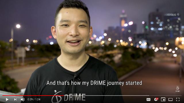 DRIME 25h Anniversary - Hong Kong - Alex
