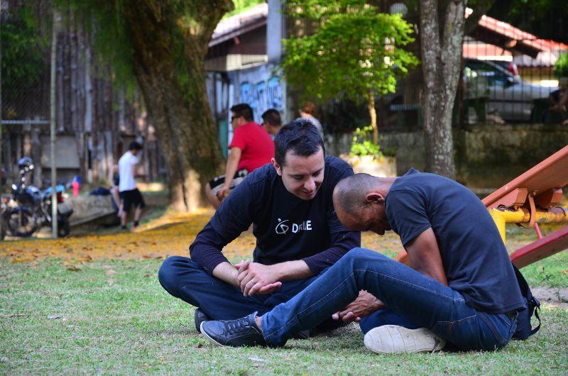 Prayer in Brazil