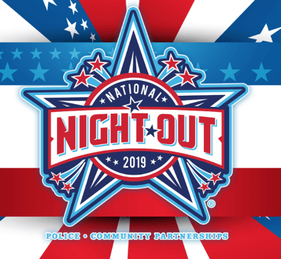 National Night Out 2019 Police Community Partnerships
