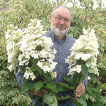 John Sapharis, Cedarview Farm Nursery Owner
