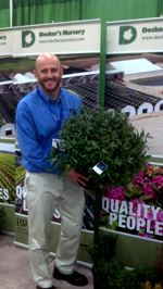 Mike Miller, General Manager of Deckers Nursery