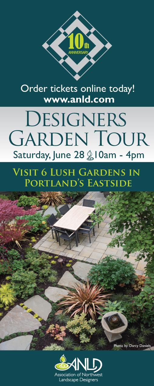 ANLD Designers Garden Tour