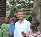 Josh Schneider in Nigeria, Africa