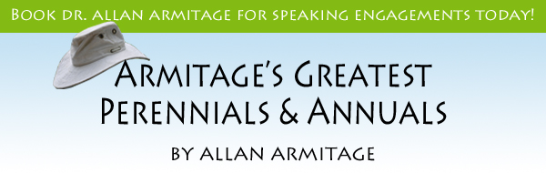 Armitage's Greatest Perennials and Annuals Phone App