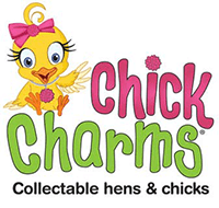 Chick Charms - collectible hens & chicks