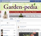 Garden-pedia Facebook