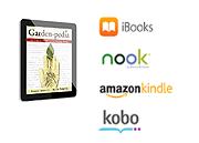 Garden-Pedia in EBook Formats