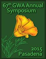 67th GWA Annual Symposium 2015 Pasadena