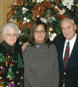 Mom, Maria and Dad
