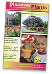Discover Plants brochure