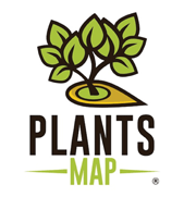 Plants Map logo