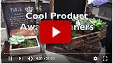 Cool Product Award Winners (video)