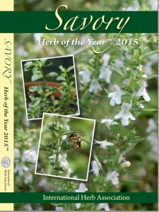 2015 Herb of the Year Winter Savory