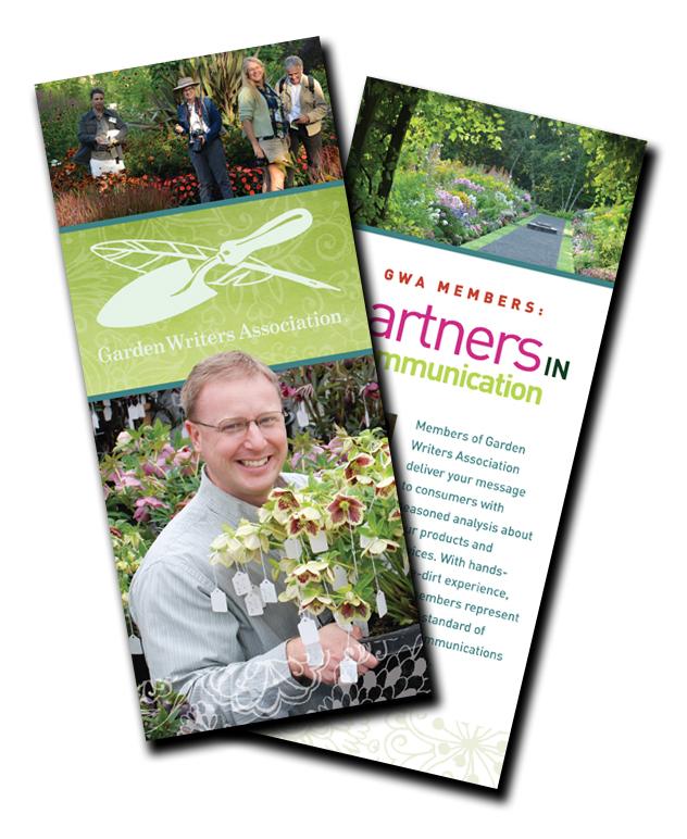 GWA tri-fold brochure