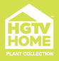 HGTV Home Plant Collection Logo