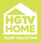 HGTV Home Plant Collection Logo