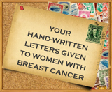 Write a Letter to a Woman with Breast Cancer