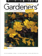 Upstate Gardeners' Journal