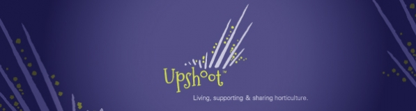 UpShoot: Living, supporting & sharing horticulture