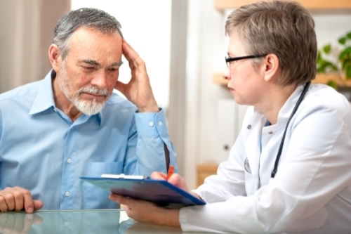 Visit with Dementia Patient