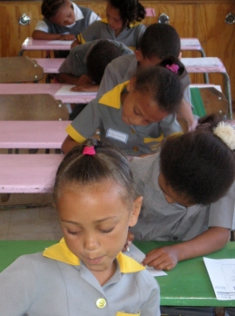 Namaqua Project: Evaluation of Learners