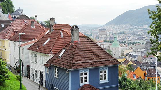 Bergen (Colourbox)