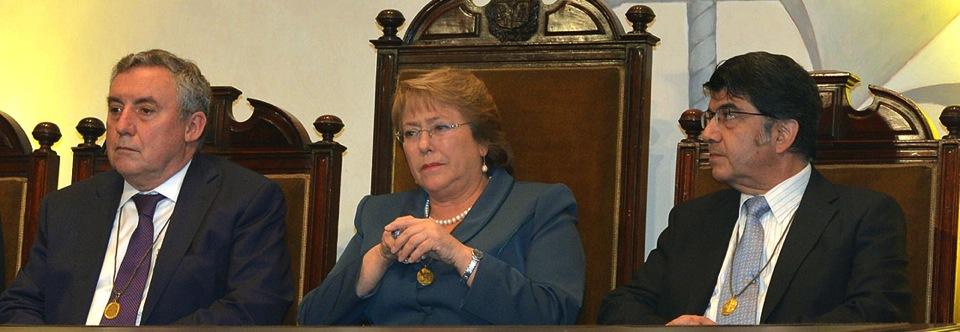 La Universidad de Chile destaca el trabajo del CMM