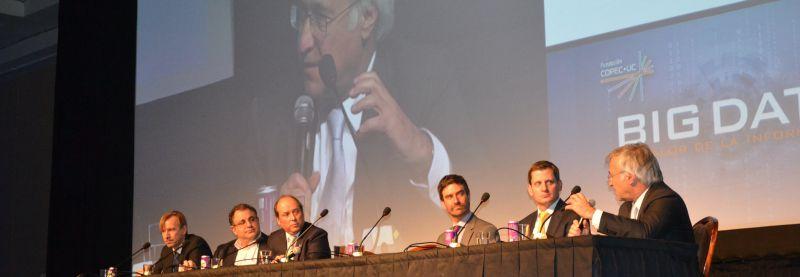 Destacada presencia del CMM en influyente seminario en Big Data