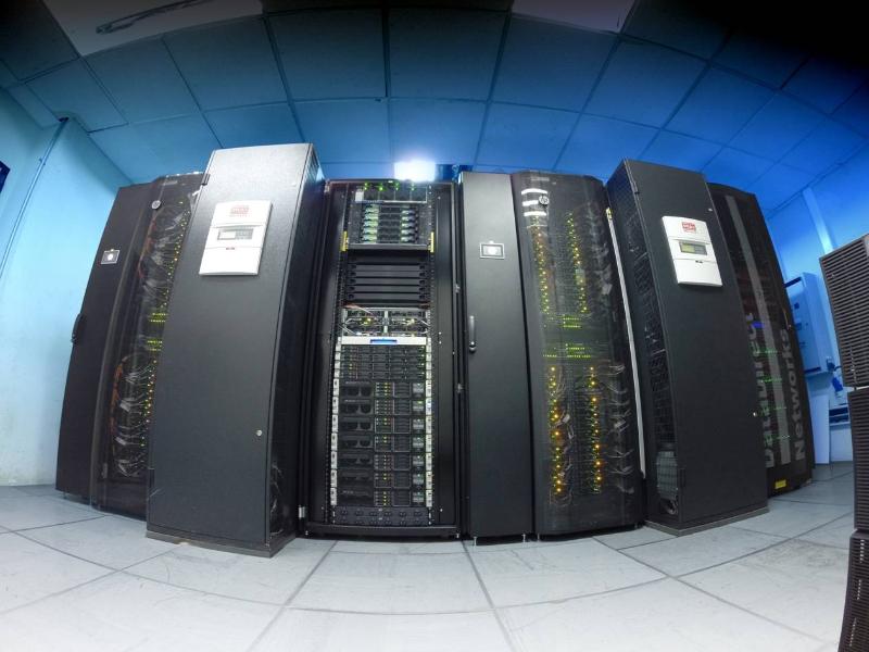 Leftraru, el supercomputador