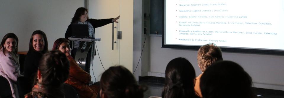 El diplomado en Educación Matemática se internacionaliza