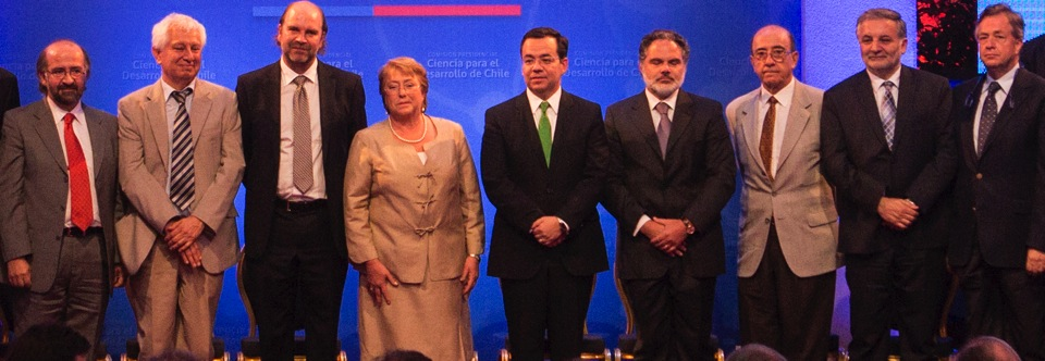 Comisión Presidencial Ciencia para el Desarrollo de Chile