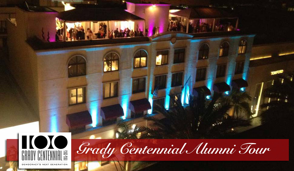 Join Dean Charles Davis (MA '92) for an evening of networking as we celebrate our centennial year.