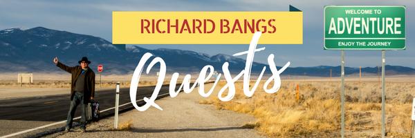Richard Bangs Quests April 2017 Newsletter