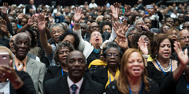 5 facts about the religious lives of African Americans