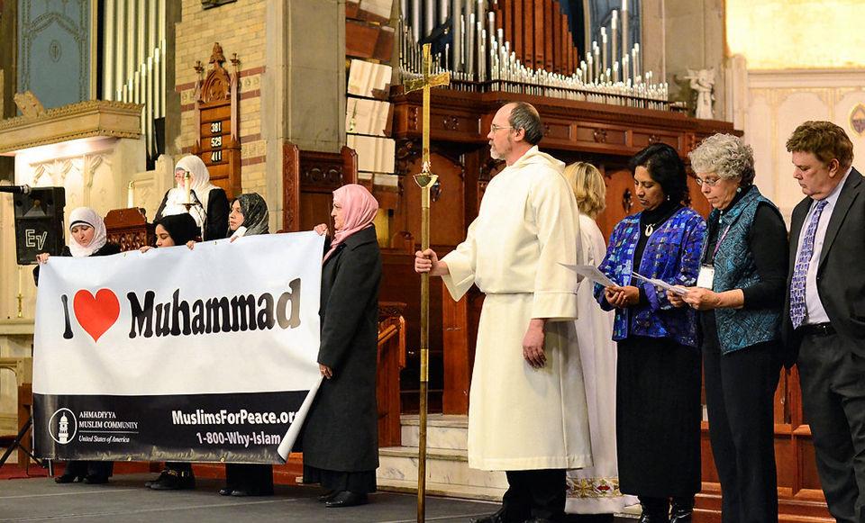Interfaith Works celebrated with the World Interfaith Harmony Week Assembly.