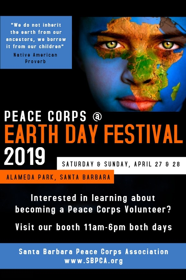 Image: Visit SBPCA at Earth Day - flyer