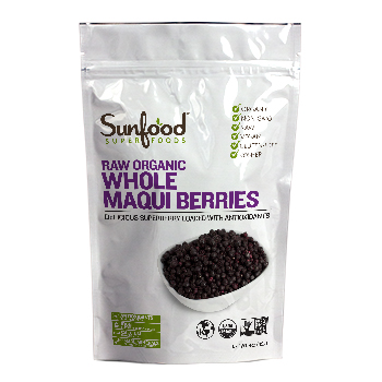 Sunfood Whole Maqui Berries