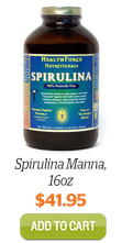 Add Spirulina Manna, 1lb to Cart