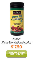 Add Nutiva Hemp Protein Powder to Cart
