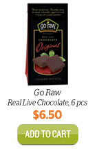 Add Go Raw Real Live Chocolate to Cart