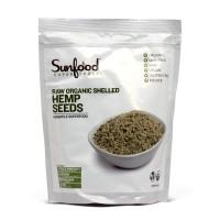 Sunfood Shelled Hemp Seeds
