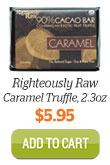 Add Caramel Cacao Truffle Bar to Cart
