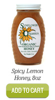 Add Spicy Lemon Honey,8oz to Cart