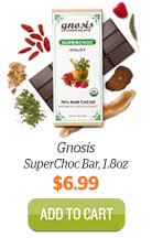 Add Gnosis SuperChoc Chocolate Bar to Cart