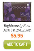 Add Acai Cacao Truffle Bar to Cart