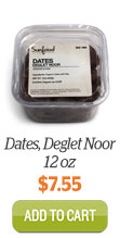 Add Deglet Noor Dates to cart