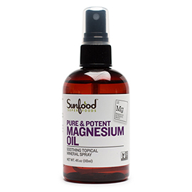 Sunfood Magnesium Oil